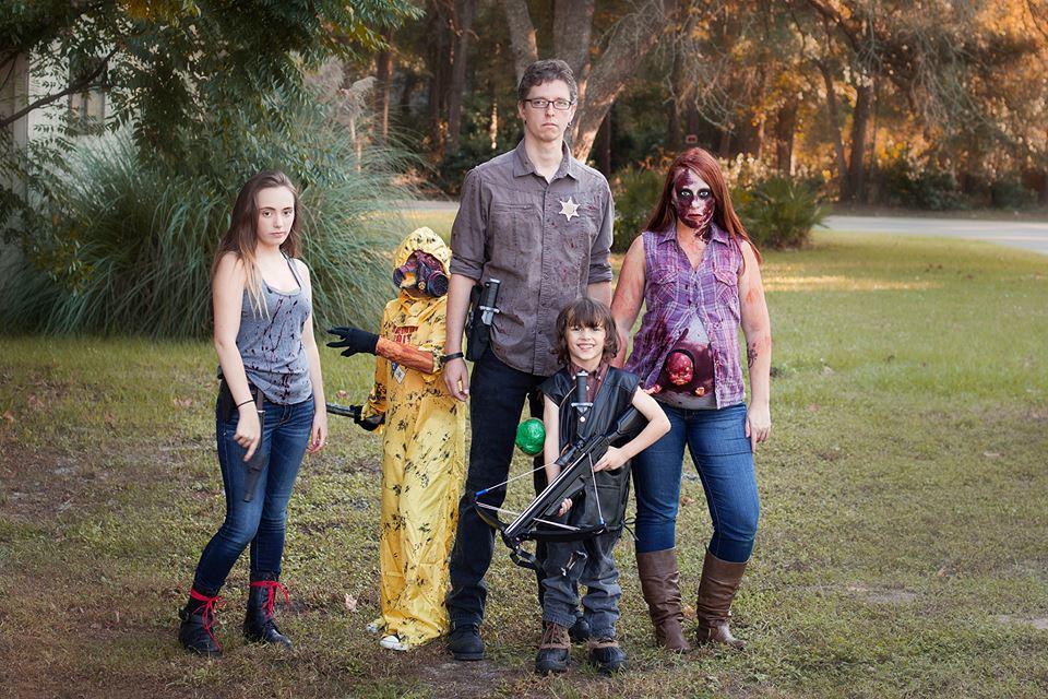 Shawns_Zombie_Family