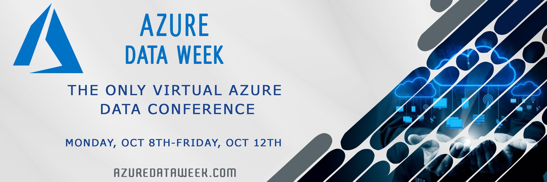 BannerFinal Azure Data Week