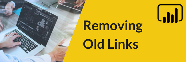 Removing Old Links