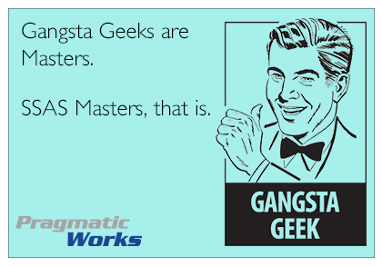 Gangsta-Geek-SSAS-Master