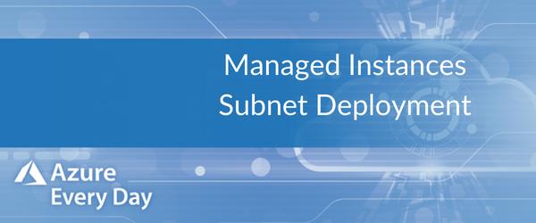 Managed Instances Subnet Deployment (1)