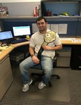 Nick WWE Belt