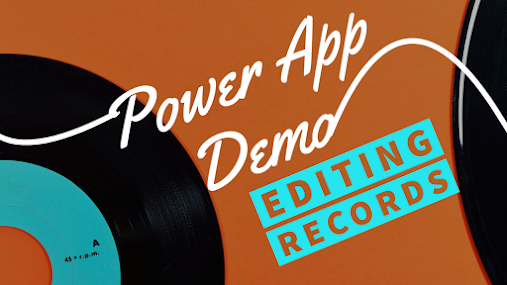 Building an App Session 7 | Editing Records- Demo