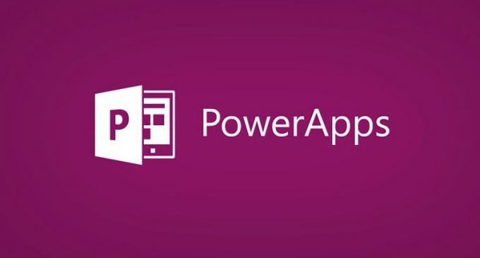Creating a Salesforce Application with PowerApps