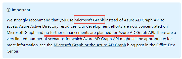What is Microsoft Graph?