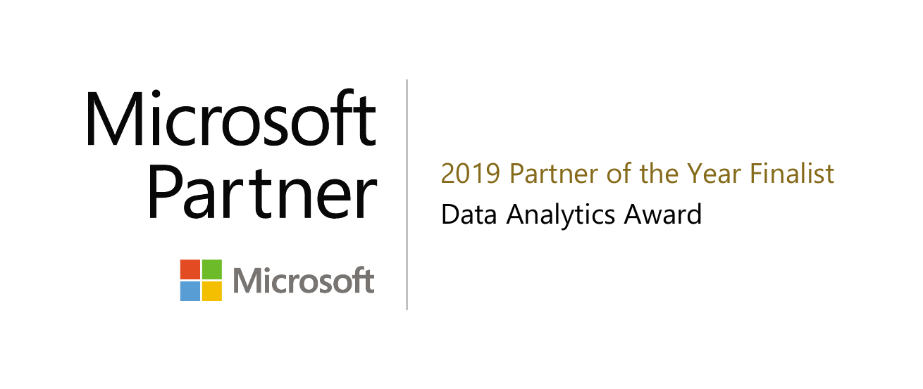 Pragmatic Works Recognized as Finalist for 2019 Microsoft Data Analytics Partner of the Year Award