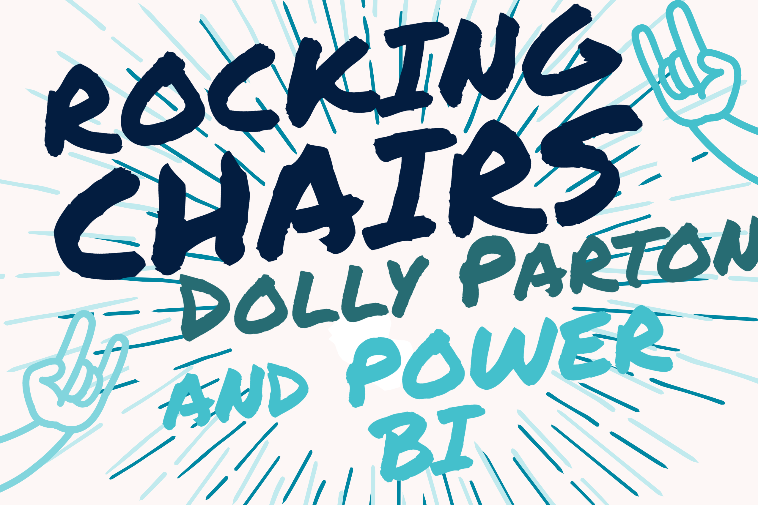 Rocking Chairs, Dolly Parton and Power BI