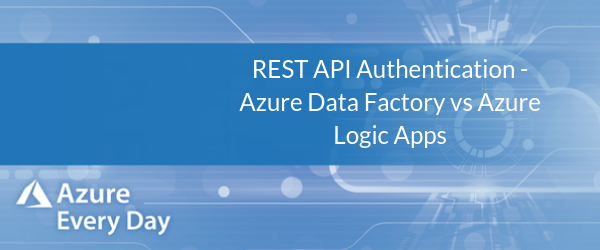 REST API Authentication